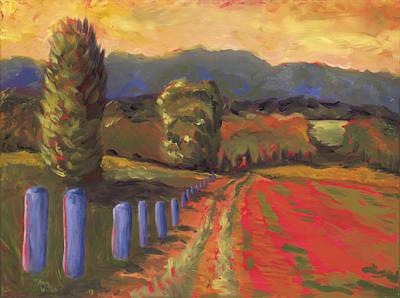 Graf Farm Original by Amy Welborn