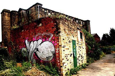 Photograph - Grafalking by Jez C Self