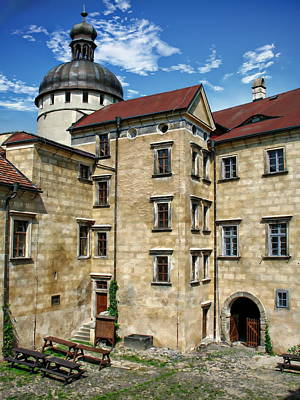 Photograph - Grafenstein Castle by Anthony Dezenzio