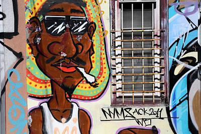 Photograph - Graffiti 33 by Andrew Fare