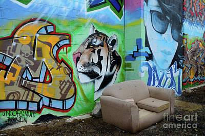 Photograph - Graffiti Art Albuquerque New Mexico 7 by Bob Christopher