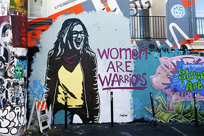 Photograph - Graffiti Art by Kathleen McGinley