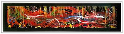 Painting - Graffiti Culture-edition 14 by Mac Worthington
