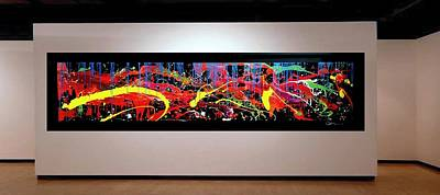 Painting - Graffiti Culture Xiii by Mac Worthington