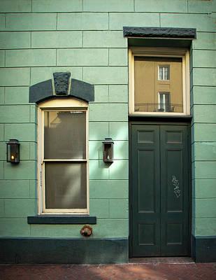 Photograph - Graffiti Door by Jeff Kurtz