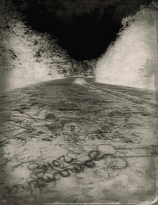 Photograph - Graffiti Highway by Brenda Conrad