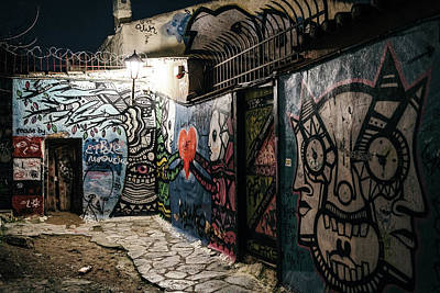 Photograph - Graffiti In Plaka I by James Billings
