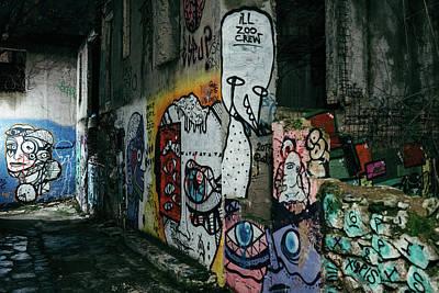 Photograph - Graffiti In Plaka II by James Billings