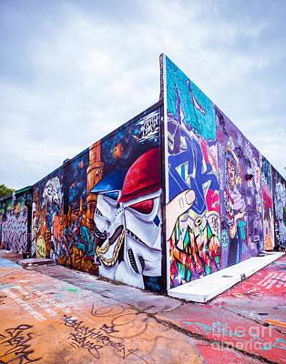 Graffiti Kings Art Print