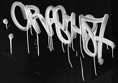 Graffiti Art Print by Robert Ullmann