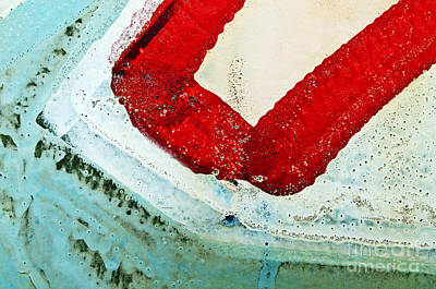 Graffiti Texture IIi Art Print by Ray Laskowitz - Printscapes
