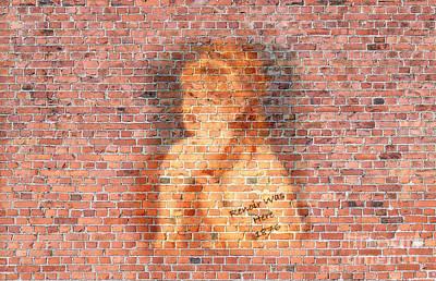 1876 Digital Art - Graffiti Wall Painting Renoir Was Here 1876  by Pod Artist