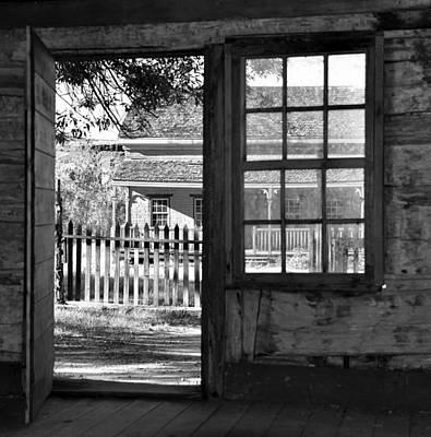Photograph - Grafton Ghost Town Utah by David Lee Thompson