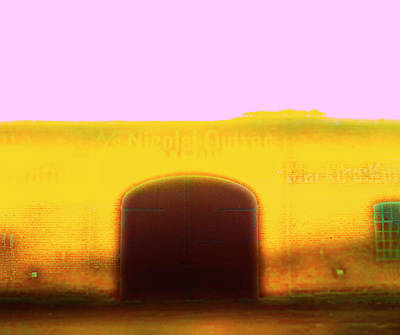 Photograph - Grain Store by Jan W Faul