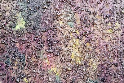 Photograph - Grainy Painting by Sumit Mehndiratta