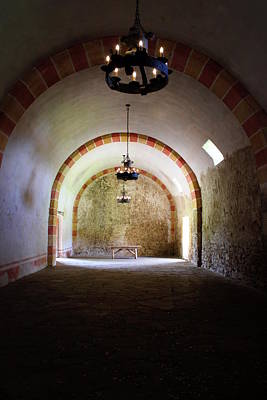 Photograph - Granary - Mission San Jose' by Beth Vincent