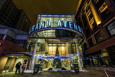 Photograph - Grand Avenue by Randy Scherkenbach
