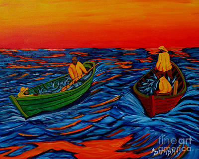 Painting - Grand Banks by Anthony Dunphy