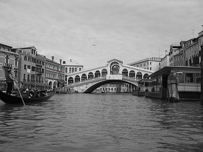 Photograph - Grand Canal IIi by Dylan Punke