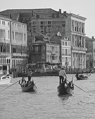 Photograph - Grand Canal by Matt MacMillan