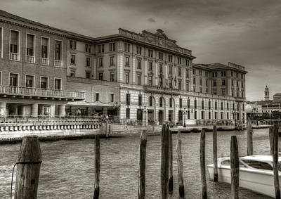 Photograph - Grand Canal by Michael Kirk