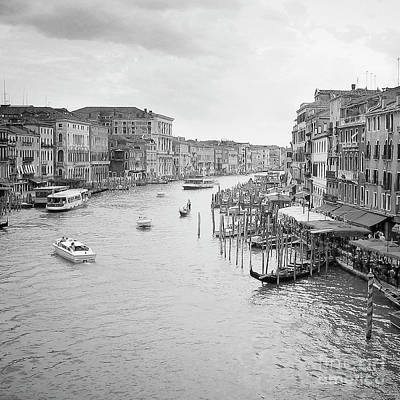 Photograph - Grand Canal Venice by Ivy Ho