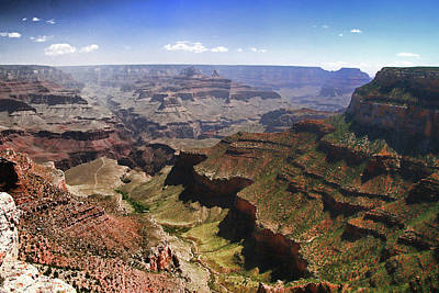 Photograph - Grand Canyon # 13 - Trailview Overlook by Allen Beatty
