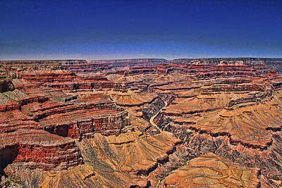 Photograph - Grand Canyon # 18 - Pima Point by Allen Beatty