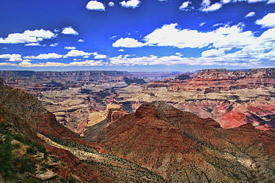 Photograph - Grand Canyon # 25 - Desert View by Allen Beatty