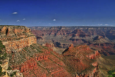 Photograph - Grand Canyon # 30 - Trailview Overlook by Allen Beatty