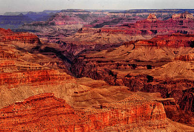 Photograph - Grand Canyon 020 by George Bostian
