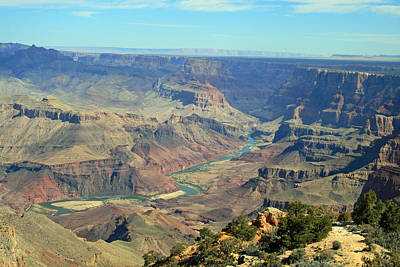 Photograph - Grand Canyon 1 by Ellen Henneke