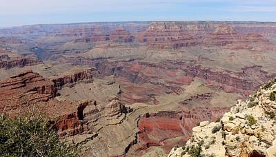 Photograph - Grand Canyon - 11 by Christy Pooschke