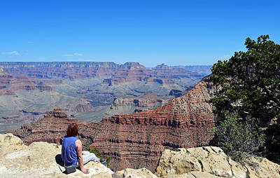Photograph - Grand Canyon 14 by Aimee L Maher ALM GALLERY