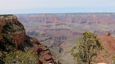 Photograph - Grand Canyon - 16 by Christy Pooschke