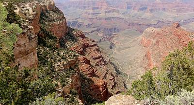 Photograph - Grand Canyon - 17 by Christy Pooschke