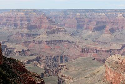 Photograph - Grand Canyon - 21 by Christy Pooschke