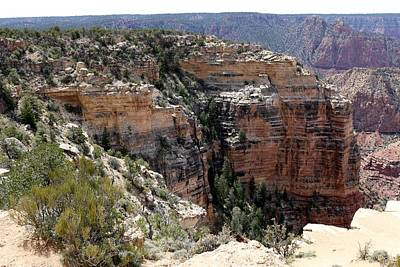 Photograph - Grand Canyon - 3 by Christy Pooschke