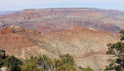 Photograph - Grand Canyon - 4 by Christy Pooschke