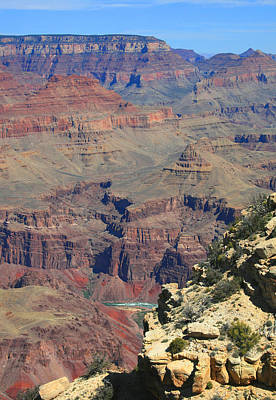 Photograph - Grand Canyon 4 by Ellen Henneke