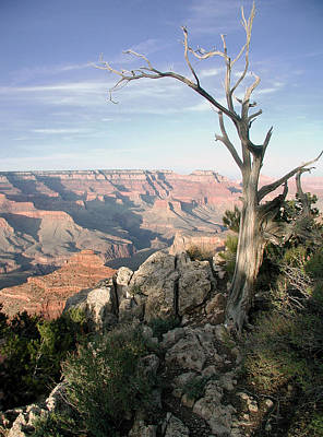 Digital Photograph - Grand Canyon 5 by John Norman Stewart