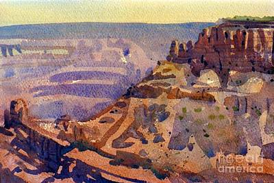 Painting - Grand Canyon 77 by Donald Maier