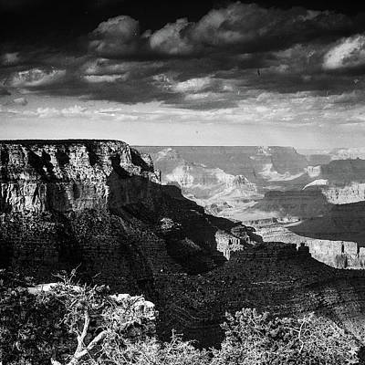 Photograph - Grand Canyon by Alex Snay