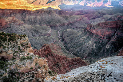 Photograph - Grand Canyon And Colorado River 7r2_dsc1782_08132017 by Greg Kluempers