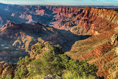 Photograph - Grand Canyon And Colorado River 7r2_dsc2022_08152017 by Greg Kluempers
