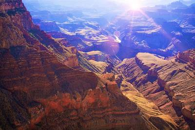 Photograph - Grand Canyon Arizona 10 by Tatiana Travelways