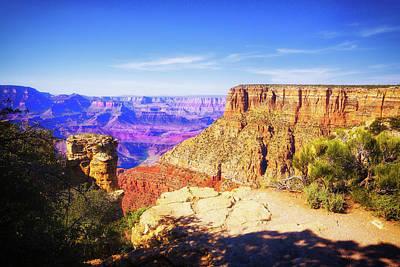 Photograph - Grand Canyon Arizona 3 by Tatiana Travelways