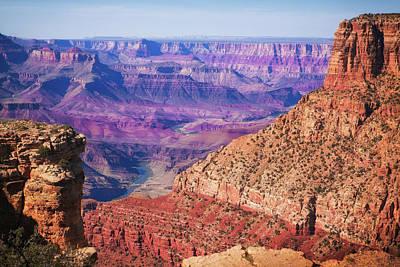 Photograph - Grand Canyon Arizona 4 by Tatiana Travelways