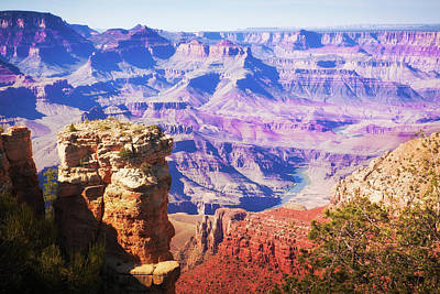 Photograph - Grand Canyon Arizona 5 by Tatiana Travelways