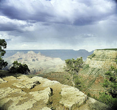 Photograph - Grand Canyon Arizona Fine Art Photograph In Color 3543.02 by M K Miller